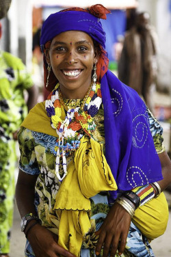 girl argoba. Harar. Ethiopia by courregesg on Flickr.