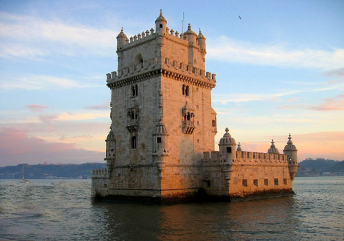 Belem  Tower… by Crismatos ♥ so very busy, sorry on Flickr.