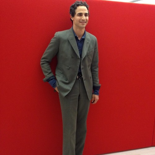 Nice to see @zac_posen tonight.