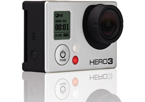 While the GoPro Hero3 Black is bound to get most of the spotlight today, the Silver edition was also announced. (via GoPro Hero3 Now Comes in Both Black and Silver; 4K Video Recording)