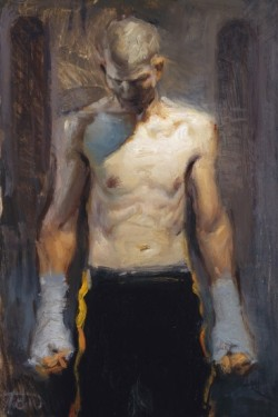 androphilia:  Hand Wraps By Steve Huston, 2000