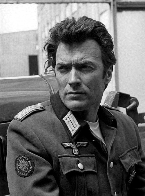 mehrseinalsscheinen:  Clint as a Gebirgsjäger. Where Eagles Dare.