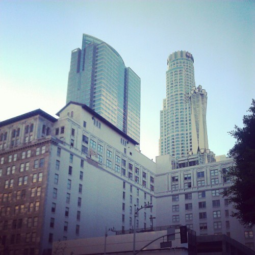 The beauty of #DTLA…