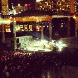 The Fray at Victory Field. #et12 / on Instagram http://instagr.am/p/Q50U6slYgX/