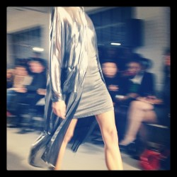 Liquid shinnnnnne @jeremylaing x @theshOwsTO #fashion #tfw