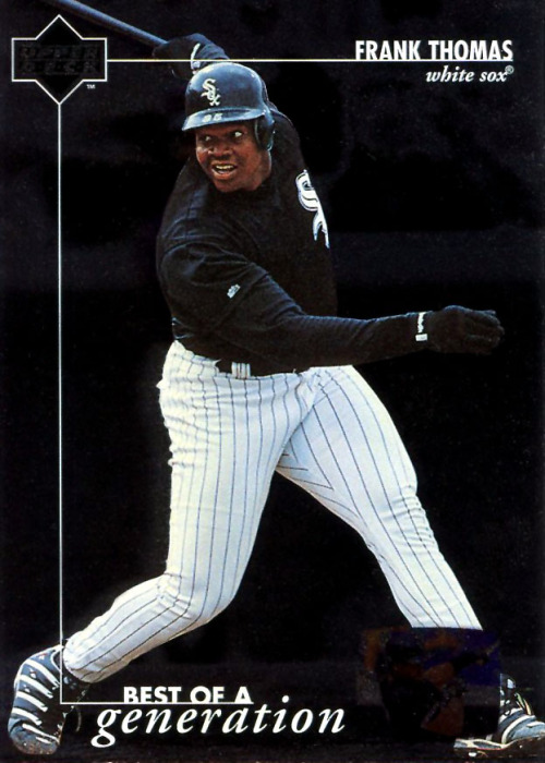 Frank Thomas - Reebok Big Hurt Cleat