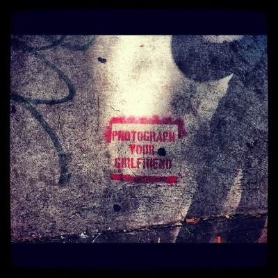 #graffiti near #johnderian #eastvillage #nyc #photographyourgirlfriend