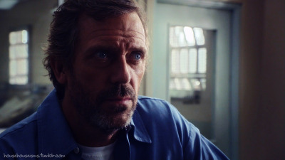 """Me and humanity… we got together too young."" House in 20 Vicodin."