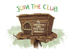 join the clubhouse!