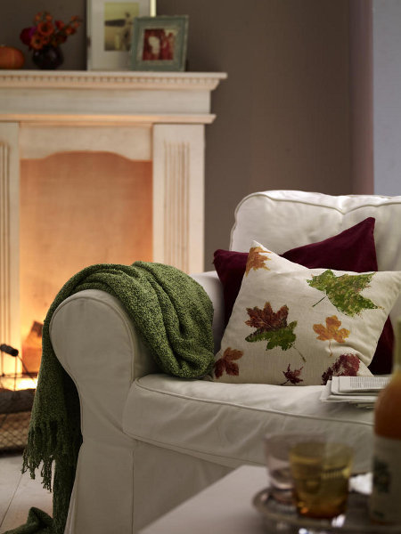 myidealhome:  autumnal decor