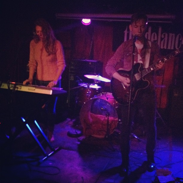 Lightning Love! (at The Delancey)