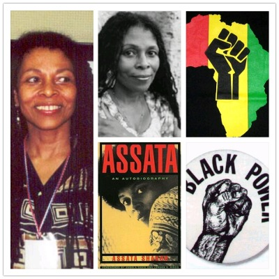 "queenakuapage:  sancophaleague:  Assata Shakur is one of the strongest and most inspirational black women you will ever read about. Assata meaning ""she who struggles"" and Shakur meaning ""the thankful one"". A true warrior in the fight for black equality. As member of the Black Panther party, she fed thousands of black children every morning insisting that breakfast was the most important meal of the day. She as a young teen mentored many young black girls on the importance of natural hair and supporting black men. In 1973, she was falsely accused of shooting a state trooper on the NJ turnpike after medical evidence showed she clearly couldn't have done the crime. She spent almost 7 years in prison in solitary confinement, suffering from brutal beatings from prison guards, severe malnourishment, and complete lack of medical attention. While in prison she birthed a beautiful baby girl named Kakuya Shakur and eventually was able to escape with her to Cuba. Today she continues to educate herself so she can one day liberate her people. She is a phenomenal poet and if you get the chance read her autobiography. It'll change your life. Strong, Black Woman I Salute your Existence!!!!! ""Freedom! You askin me about freedom?! Askin me about freedom? I'll be honest with you. I know a whole lot more about what freedom isn't than about what it is, cause I've never been free. I can only share my vision with you of the future, about what freedom is. Uhh, the way I see it, freedom is the right to grow, is the right to blossom. Freedom is the right to be yourself, to be who you are, to be who you wanna be, to do what you wanna do."" Assata ""In the Spirit of God. In the Spirit of the Ancestors. In the Spirit of the Black Panthers. In the Spirit of Assata Shakur. We make this movement towards freedom for all those who have been oppressed, and all those in the struggle."" Common  My spiritual mommy :)   Great Story"