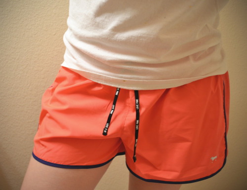 new running shorts :)