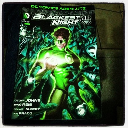 Blackest Night \o/