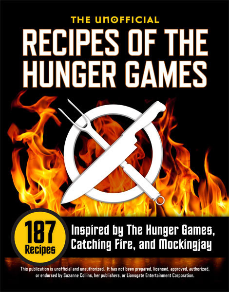 GIVEAWAY! Hunger Games Cookbook  Enter the giveaway on Hungergamestrilogy.net