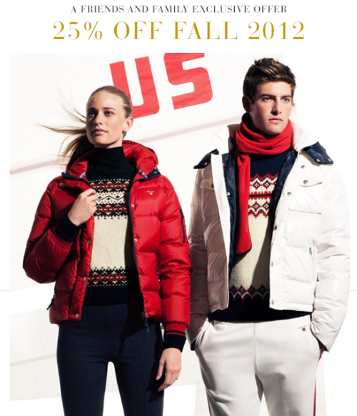 It's on sale: Gant — Gant's Friends & Family sale begins today, with 25% off using code FF25. Sale ends Sunday, October 21.