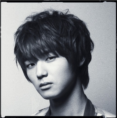 Min Hyuk - In my Head (Official photo) 2011.10.19 - 4th Japanese Single