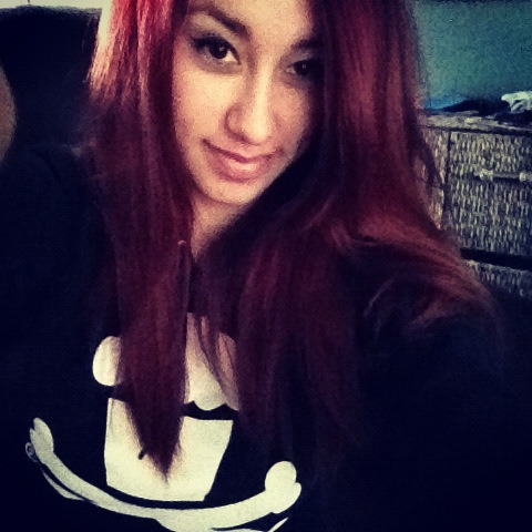 I was meant to be a red head ❤✌