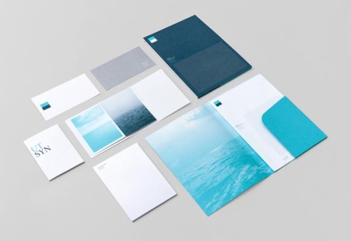 Minimalist Brand Design Oslo, Norway-based graphic design studio Neue created the visual identity for Norges Rederiforbund, the Norwegian Shipowners' Association. Inspired by the horizon and the ocean, they designed an iconic, simple, elegant but also serious identity. more on WE AND THE COLORFacebook // Twitter // Google+ // Pinterest
