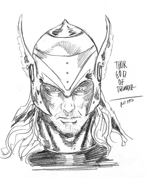 Thor, God of Thunder by Roho [ Marvel Now! ]