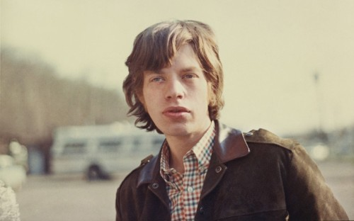 Mick Jagger, circa 1965. (via The Telegraph)