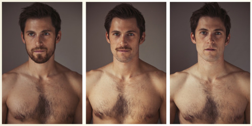 kiss-meyou-fool:  beards make you hotter. this is science.  True Dat