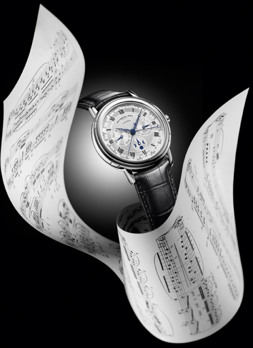The press release for the new Maestro Phase de Lune Semainier watch is now available from the Press & News section of our website: http://www.raymond-weil.com/EN/Press-News/2012-10-15/Maestro-Phase-De-Lune-Semainier.html