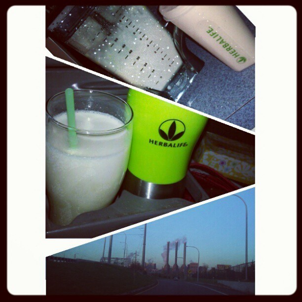 My morning #herbalife #providence