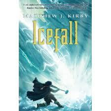 I loved Icefall by Matthew Kirby. It has a brave and perspicacious storytelling heroine, an intriguing ancient Norse historical setting, and great suspense and atmosphere.  While trapped in a remote fortress that's meant to protect her and her siblings from their Viking chieftain father's enemies, Solveig begins to realize that the real danger may lie within the small community of warriors and household members she's counting on to keep them safe. Icefall is a coming of age novel about trust and hard truths and finding your path. I loved it.