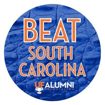 evabee:  BEAT SOUTH CAROLINA!