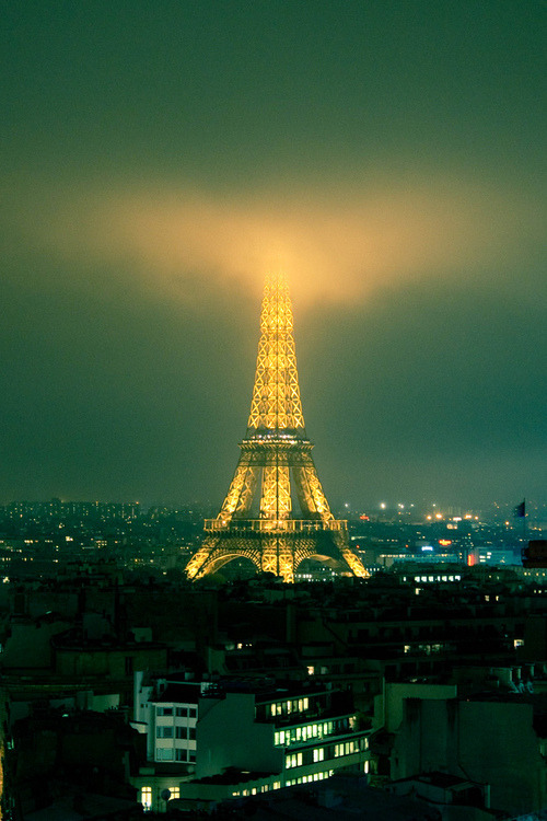 There's a special place in our hearts for Paris. This post from Barrett Adair tugged at its strings.