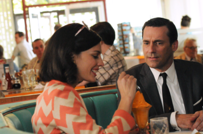 She hated the orange sherbet, hope Megan likes shave ice… (via Mad Men Shoots in Hawaii—Several Possible Hawaiian Scenarios for Don and Megan | Vanity Fair)
