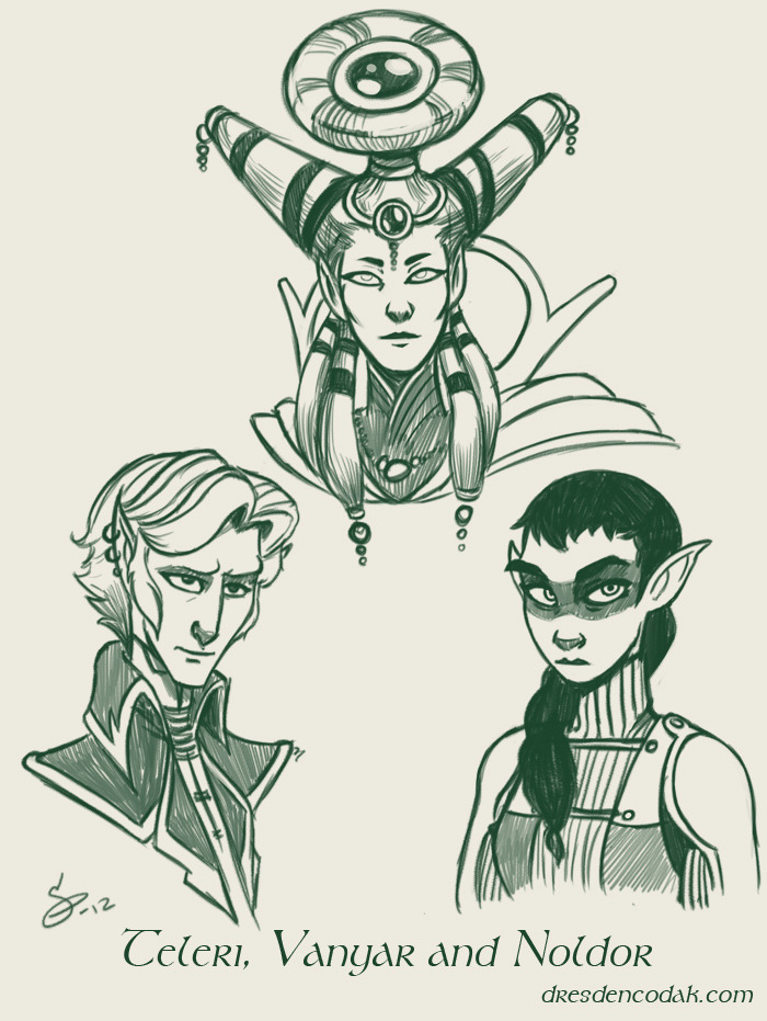 Tolkien Elves