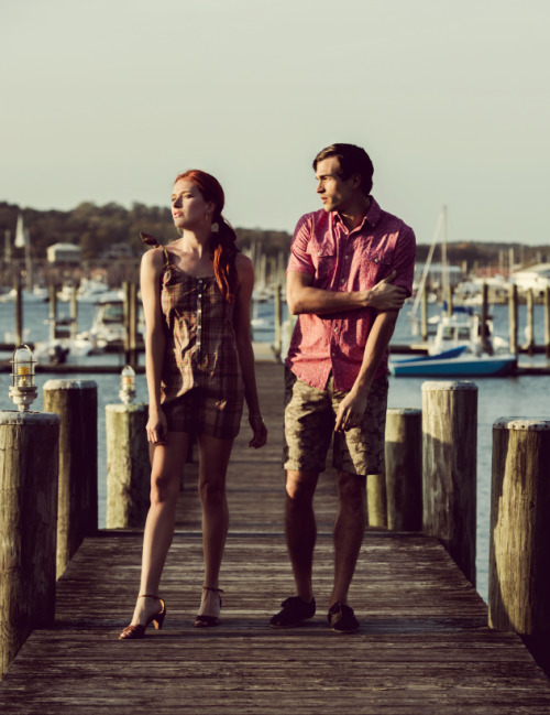 Spring 13 Sneak Preview! We traveled up to Mystic, CT to enjoy a backdrop of a beautifully rustic seaside village. Thanks so much to Edwin Tse for the photo!! And the whole team for being so awesome and doing such a great job.