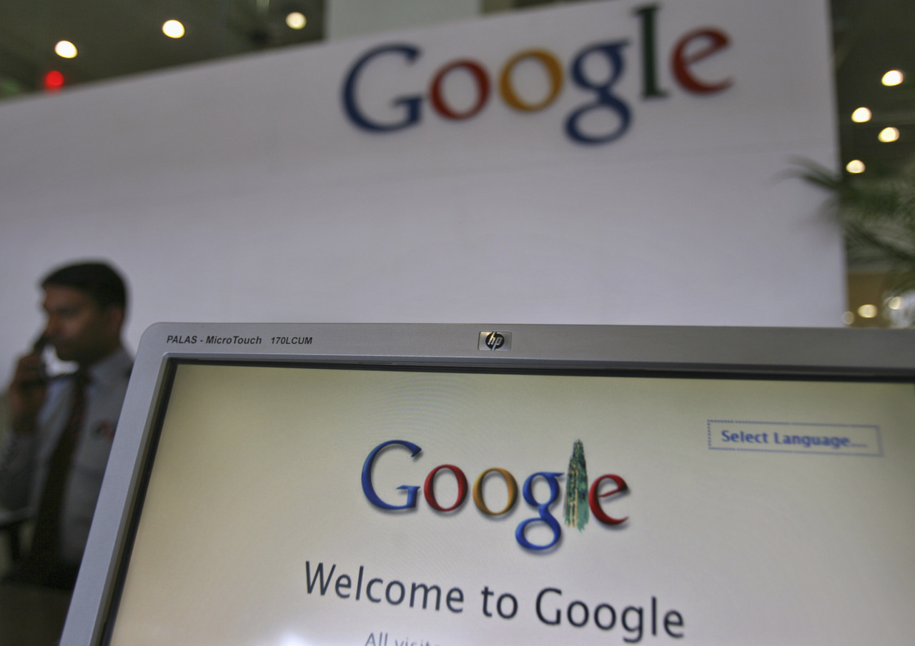 Google Inc reported net revenue of $11.3 billion for the third quarter, below Wall Street's expectations. The surprise announcement, which had been expected after the market close, helped send its shares down 9 percent to $688. READ ON: Google jumps gun on results, revenue soft