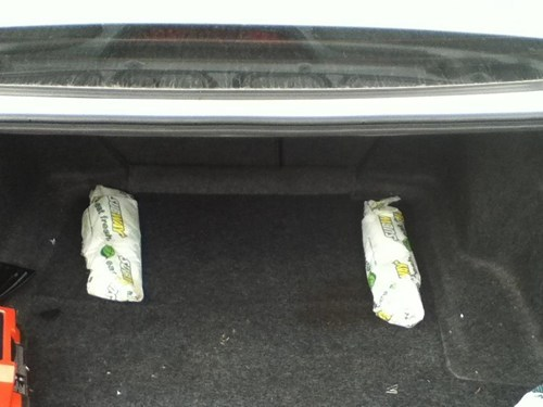 leetakeuchi:  I just installed two 12-inch subs in my car.