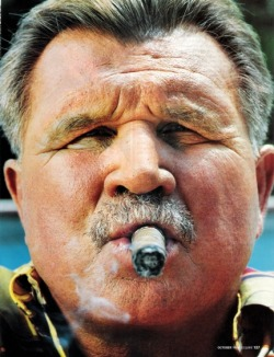 bearsfansonline:  Happy 73rd birthday to Coach Ditka!