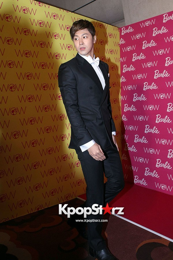 TVXQ Yunho Sleek Charm Wins at 'Barbie&Ken' Awards [PHOTOS] | KpopStarz)
