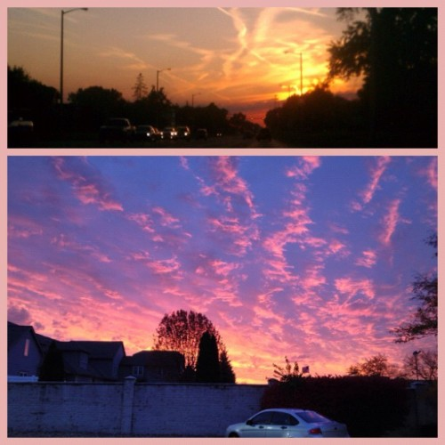 sunset, sunrise. (at Narnia)