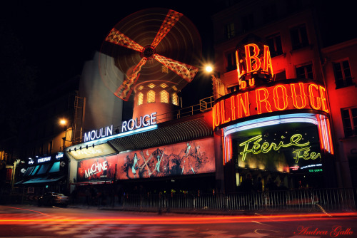 Moulin Rouge (by Gallo Andrea)