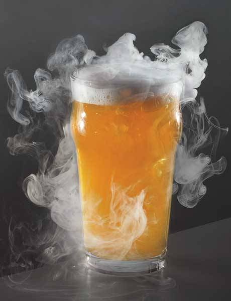 Smoked beer is on fire right now.  Here are six to try: http://www.details.com/blogs/daily-details/2012/10/smoked-beer-is-on-fire-right-now.html