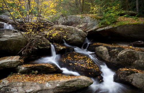 Boulder Flow (by Sugar Mtn Photography)