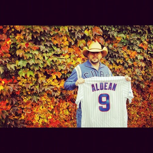 Cubs today announced Jason Aldean is coming to Wrigley Field 7/20 as a part of his Night Train Tour with special guests Kelly Clarkson, Jake Owen and Thomas Rhett.