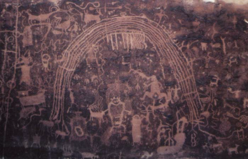 New Open Access Article- RAINBOWS AND ARCS IN NATIVE AMERICANROCK ART http://www.utahrockart.org/pubs/index.html