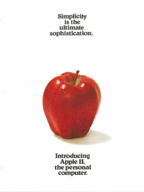 Evolution of Apple Ads 1975-2002