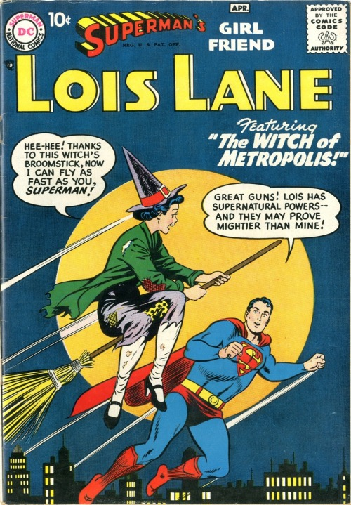 supermansgirlfriendloislane:  Superman's Girlfriend, Lois Lane #1