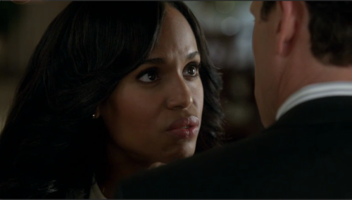 "Scandal is back for another season, and the lead episode of season 2, ""White Hat's Off"" kicked things off in style. You can click on the image above to go stream the episode on ABC.com. The show has used the cinematic sounds of The Album Leaf before, and they chose to go down that path again by using ""Tied Knots,"" which plays when Olivia watches the Kimberly Mitchell interview and talks to Fitz.   The Album Leaf on MySpace 