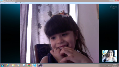 I miss my little sister <3