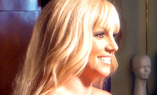 Beautylish snuck backstage on the set of Britney's new fragrance commercial and caught Billy B in the act of transforming Britney into a series of sexy alter egos. See more now!