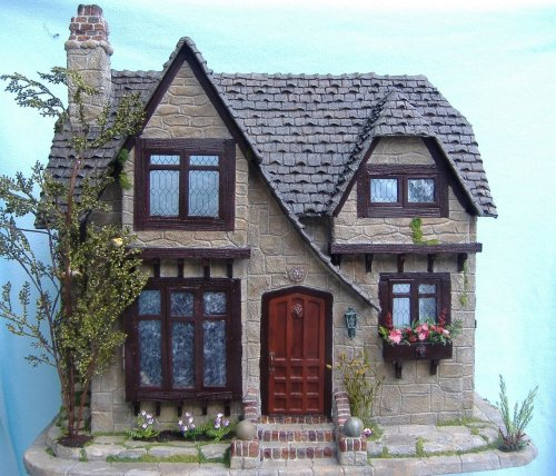 countrysidelife:  Greenleaf Glencroft Dollhouse
